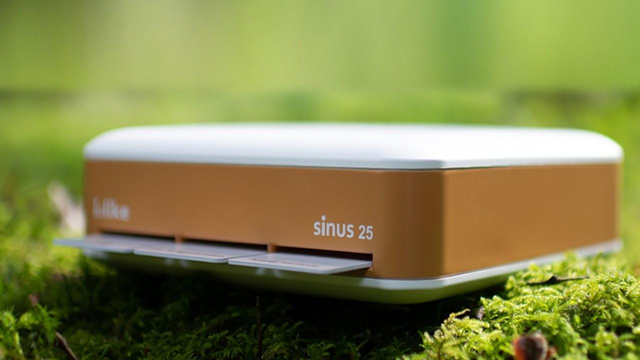 sinus 25 roomconverter i-like Metaphysik GmbH